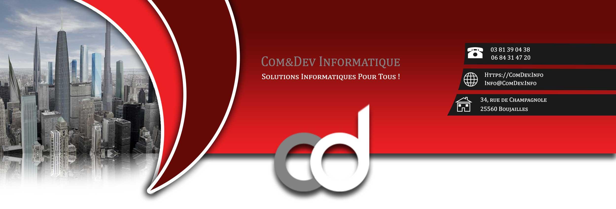Création de site internet à Besançon